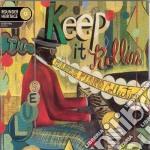 Keep It Rolling - The Blues Piano cd musicale di Artisti Vari