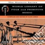 Romania - cd musicale di The alan lomax collection