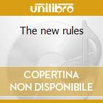 The new rules cd musicale di Irma Thomas