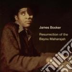 Resurrection of the bayou cd musicale di James Booker