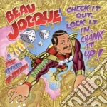 Beau Jocque & The Zydeco Hi-Rollers - Check It Out, Lock It In cd musicale di Beau jocque & zydeco hi-roller