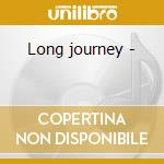 Long journey - cd musicale di Michael Hurley