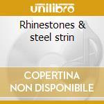Rhinestones & steel strin cd musicale di Rory Block