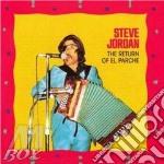 Steve Jordan - The Return Of El Parche cd musicale di Jordan Steve