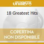 18 GREATEST HITS cd musicale di HOLT JOHN