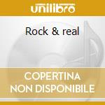 Rock & real cd musicale di Joe grushecky & the