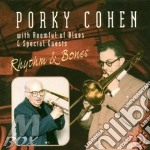Porky Cohen & Roomful Of Blues - Rhythm & Bones cd musicale di Porky cohen & roomful of blues