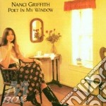 POET IN MY WINDOW cd musicale di GRIFFITH NANCI
