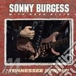 Tennessee border - cd musicale di Sonny burgess & dave alvin