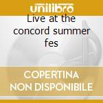 Live at the concord summer fes cd musicale di Louis Bellson