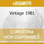 Vintage 1981 cd musicale di Stephane Grappelli