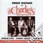 Great guitars at charlies... cd musicale di Guitars Great
