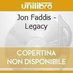 LEGACY cd musicale di FADDI JON