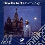 Dave Brubeck - Moscow Night cd musicale di Dave Brubeck