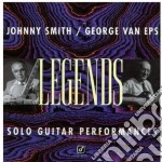 George van eps / legends cd musicale di Johnny Smith