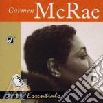 Ballad essential cd musicale di Carmen Mcrae