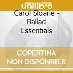 Ballad essentials cd musicale
