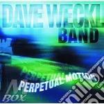 Dave Weckl - Perpetual Motion cd musicale di WECKL DAVE BAND