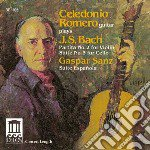 Johann Sebastian Bach - Partita Bwv 1004  Suite Bwv 1009 cd musicale di Johann Sebastian Bach