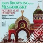 Mussorgsky Modest P - Pictures At An Exhibition, Sonata Per Pi cd musicale di Mussorgsky modest p