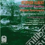 Stephen Albert - Sinfonia Riverrun, To Wake The Dead cd musicale di Stephen Albert