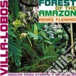 Villa Lobos Heitor - Forest Of The Amazon cd musicale di Villa lobos heitor