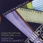 Dmitri Sciostakovic - Quintetto Per Pianoforte In Sol Minore O cd musicale di Dmitri Sciostakovic