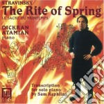 Igor Stravinsky - La Sagra Della Primavera cd musicale di Igor Stravinsky