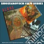 Dmitri Sciostakovic - Alone cd musicale di Dmitri Sciostakovic