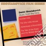 Dmitri Sciostakovic - Golden Mountains Suite Op.30a, The Tale cd musicale di Dmitri Sciostakovic