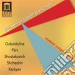 Musica Per Pianoforte Russa Del Xx Secolo  - Yurigin-klevke Vladimir  Pf cd musicale di Miscellanee