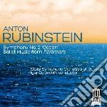 Rubinstein - Sinfonia N.2 'oceano' - Feramors cd musicale di Anton Rubinstein