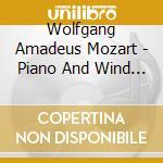 Mozart - Quintetto X Pf E Fiati K 452 cd musicale di Wolfgang Amadeus Mozart