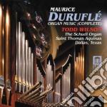 Maurice Durufle' - Integrale Della Musica Per Organo cd musicale di Maurice Durufle'