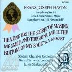 Haydn Franz Joseph - Concerto X Vlc In Re Mag, Sinfonia N.61, cd musicale di HAYDN FRANZ JOSEPH