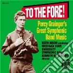 Percy Grainger - Percy Grainger's Great Symphonic Band Mu cd musicale di Percy Grainger