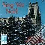 Sing We Noël - Musica Corale Dalla St. John's Episcopal Cathedral Di Denver  - Plutz Eric  Org/st. John's Cathedral Boys And Girls Choir, St. John's C cd musicale di Miscellanee
