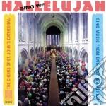 Sing We Hallelujah cd musicale di Miscellanee