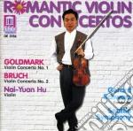 Karl Goldmark - Romantic Violin Concertos: Concerto Per cd musicale di Karl Goldmark