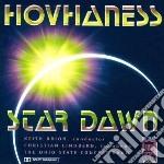 Alan Hovhaness - Sinfonia N.53 Op.377 'star Dawn', Sinfon cd musicale di Alan Hovhaness