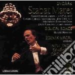 Stabat mater, 10 biblical songs cd musicale di Antonin Dvorak
