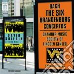 Concerti brandeburghesi nn.1-6 cd musicale di Bach johann sebasti