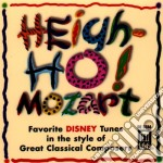 Heigh-ho! Mozart Favorite Disney Tunes In The Style Of Great Classical Composers  - Vari  /english Chamber Orchestra  Los Angeles Guitar Quartet, Mill cd musicale di Miscellanee