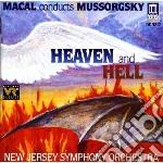 Mussorgsky Modest Pe - Musiche Orchestrali cd musicale di Mussorgsky modest pe