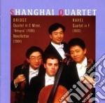 Maurice Ravel - Quartetto Per Archi In Fa Maggiore cd musicale di Maurice Ravel