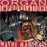 Improvvisazioni Per Organo  - Marshall Wayne  Org cd musicale di Miscellanee