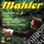 Sinfonia n.2 cd musicale di Gustav Mahler