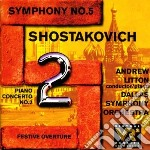 Dmitri Sciostakovic - Concerto Per Pianoforte N.2 Op.102, Sinf cd musicale di Dmitri Sciostakovic