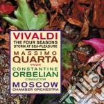 Antonio Vivaldi - Le Quattro Stagioni - La Tempesta Di Mar cd musicale di Antonio Vivaldi