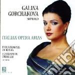 Arie D'opera Italiana  - Gorchakova Galina  Sop/philharmonia Of Russia, Constantine Orbelian cd musicale di Artisti Vari